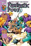 Fantastic Four (1998) #21 Cover