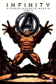 New Avengers (2013) #12