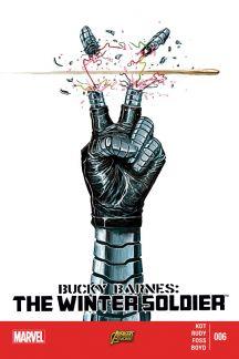 Bucky Barnes: Winter Soldier #6