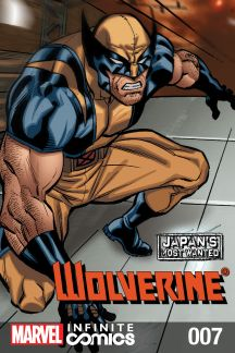 Wolverine: Japan's Most Wanted Infinite Comic (2013) #7