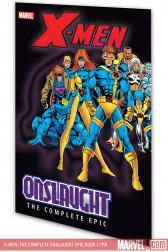 X-Men: The Complete Onslaught Epic Book 4 (Trade Paperback)