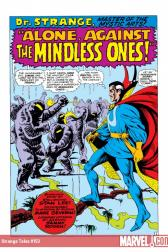 Strange Tales #153 