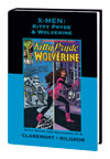 X-Men: Kitty Pryde &amp; Wolverine (Hardcover)