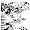 AVENGERS ACADEMY #5 black and white preview art by Jorge Molina 2