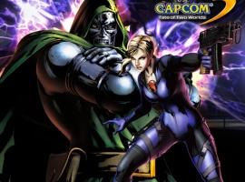 MvC3 Showdown: Doctor Doom vs. Jill