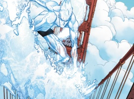 The X-Perts: Iceman