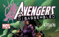 Avengers (1998) #502