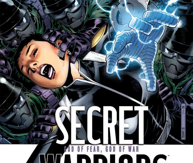 Secret Warriors (2008) #9