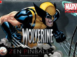 Marvel Pinball: Wolverine