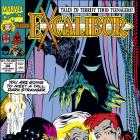 Excalibur (1988) #44 Cover