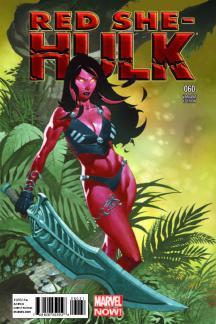 Red She-Hulk #60  (Stevens Variant)