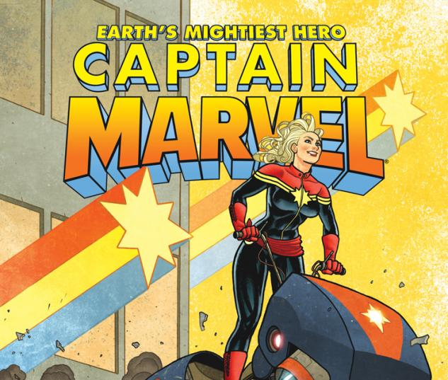 CAPTAIN MARVEL 12
