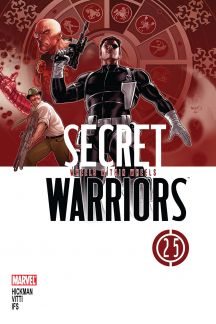 Secret Warriors #25