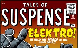 Tales of Suspense (1959) #13 Cover