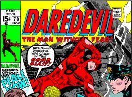 Daredevil (1963) #70
