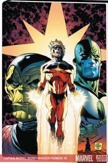 Captain Marvel: Secret Invasion Premiere (Hardcover)