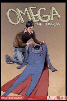 Omega: The Unknown (2007) #5