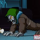 Animated Exclusive: Work Out With Dr. Doom