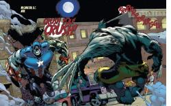 WORLD WAR HULKS: CAPTAIN AMERICA VS. WOLVERINE #1 preview art by Jacopo Camagni