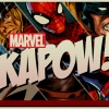 Marvel KAPOW! title screen