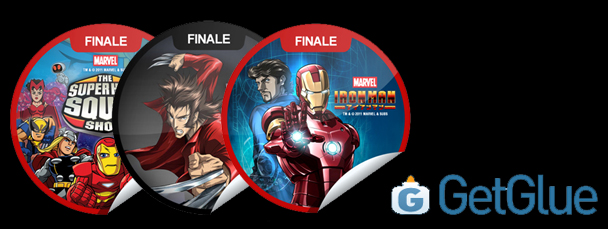 Check-In to Marvel Television on GetGlue