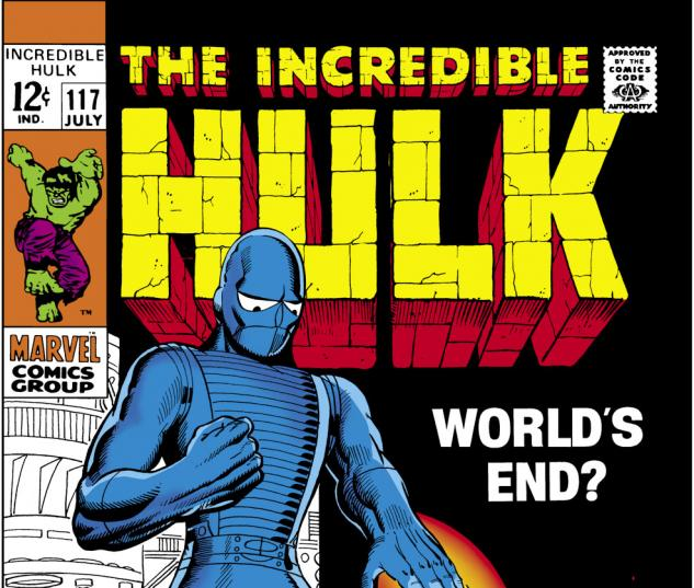 Incredible Hulk (1962) #117