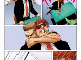Daredevil #10.1 preview art