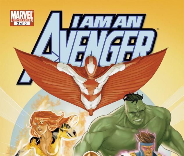 I Am an Avenger (2010) #3