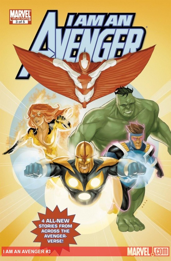 I Am an Avenger (2010) #3