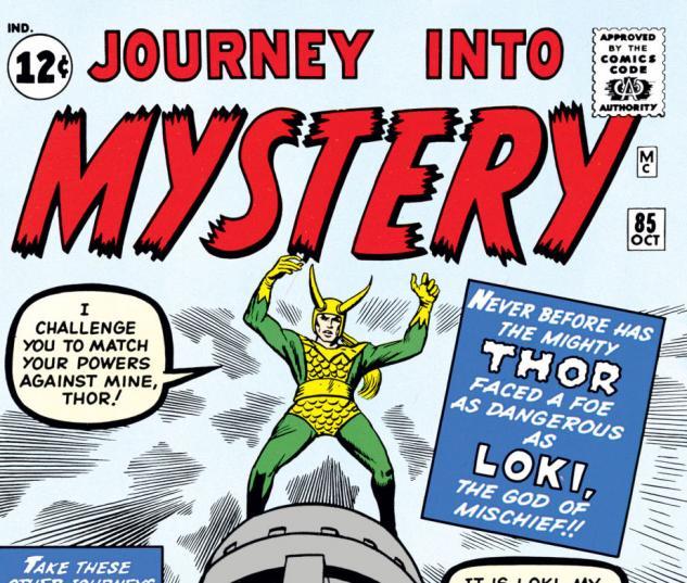 Journey Into Mystery (1952) #85