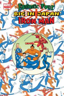 Fantastic Four/Iron Man: Big in Japan (2005) #3