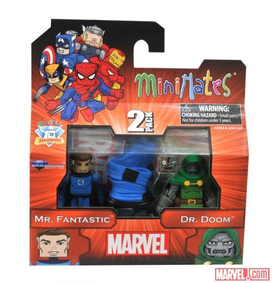 Лучшее из Marvel Minimates 2