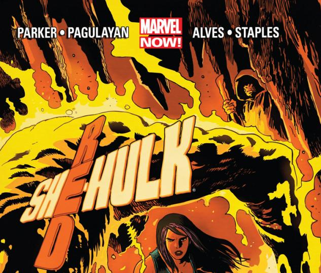 Red She Hulk Published...