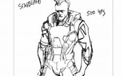 Marvel AR: More Future Avengers Designs