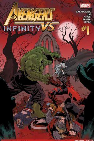 Avengers Vs Infinity (2015 - 2016) thumbnail