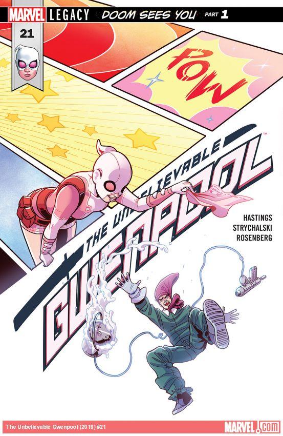 The Unbelievable Gwenpool (2016) #21