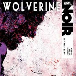Wolverine Noir (2009) #1