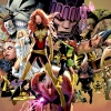 uncanny X-Men #544 preview by Greg Land