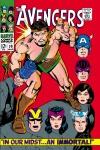 Avengers (1963) #38 cover