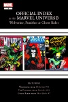 WOLVERINE, PUNISHER & GHOST RIDER: OFFICIAL INDEX TO THE MARVEL UNIVERSE 3