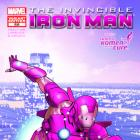 INVINCIBLE IRON MAN 526 KOMEN VARIANT (WITH DIGITAL CODE)