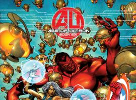 AGE OF ULTRON 6 (WITH DIGITAL CODE)