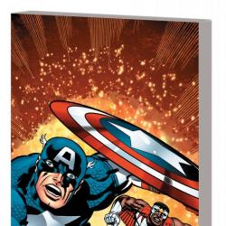 Essential Captain America Vol. 5 (Trade Paperback)
