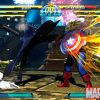 Wesker vs. Captain America in Marvel vs. Capcom 3