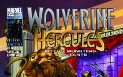 WOLVERINE/HERCULES: MYTHS, MONSTERS & MUTANTS 2