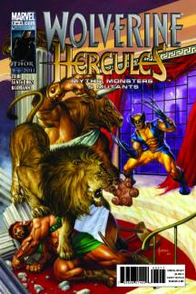 Wolverine/Hercules: Myths, Monsters & Mutants (2010) #2