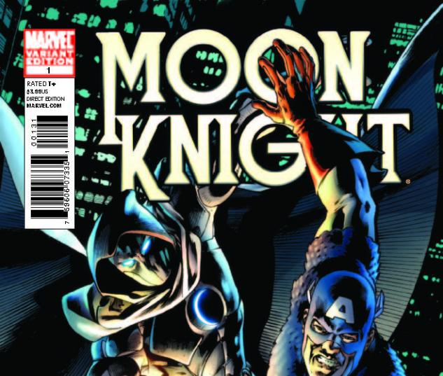 MOON KNIGHT 1 HITCH VARIANT 