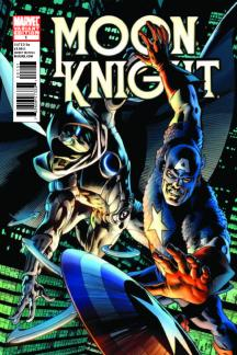 Moon Knight (2010) #1 (HITCH VARIANT )