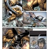 Alpha Flight (2011) #1 preview art by Dale Eaglesham
