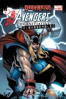 Avengers: The Initiative (2007) #21